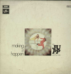 Making It Happejn Eric Jupp And his Music English Vinyl LP