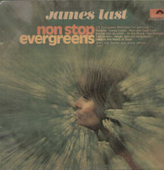 James last non Stop Evergreen English Vinyl LP