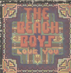 The Beach Boys Love You English Vinyl LP
