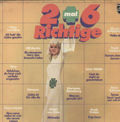 2 Mal 6 Richtige English Vinyl LP