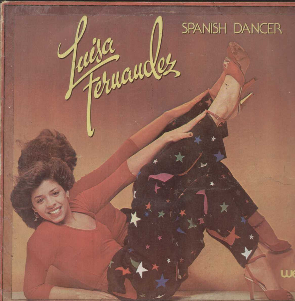 Luisa Fernandes Spanish Dancer English Vinyl LP