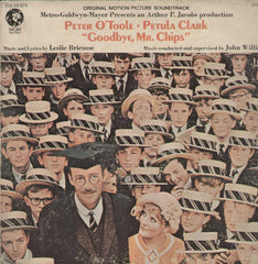 Peter O Toole. Petula Clark Goodbye, Mr. Chips English Vinyl LP
