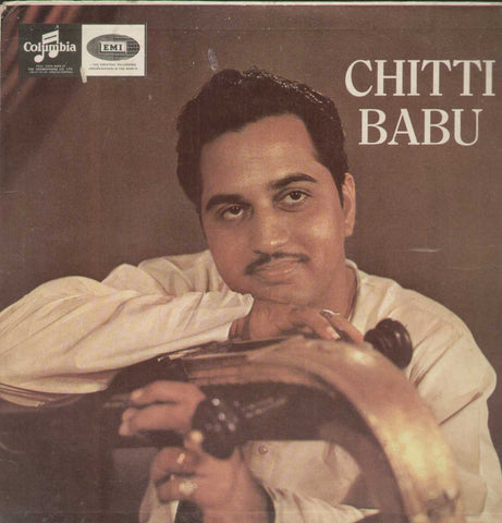 Chitti Babu Bollywood Vinyl LP