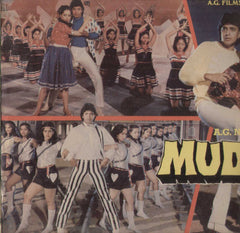Muddat 1986 Bollywood Vinyl LP