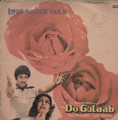 Do Gulaab 1980 Bollywood Vinyl LP