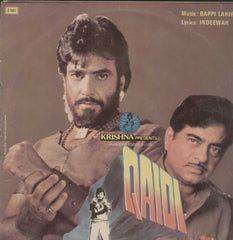 Qaidi 1984 Bollywood Vinyl LP