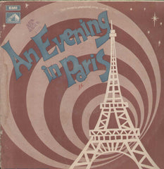An Evening In Paris 1960 Bollywood Vinyl LP