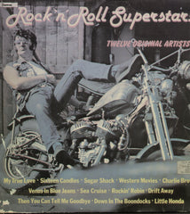 Rock n Roll Superstars - English Bollywood Vinyl LPs