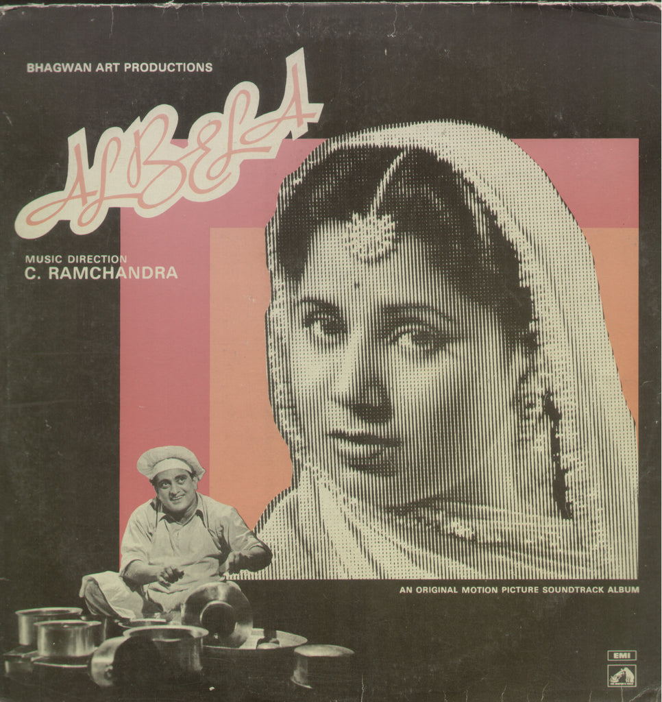 Albela 1960 - Bollywood Vinyl LP