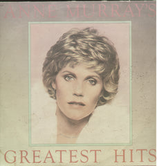 Anne Murray's Greatest Hits - English Bollywood Vinyl LP