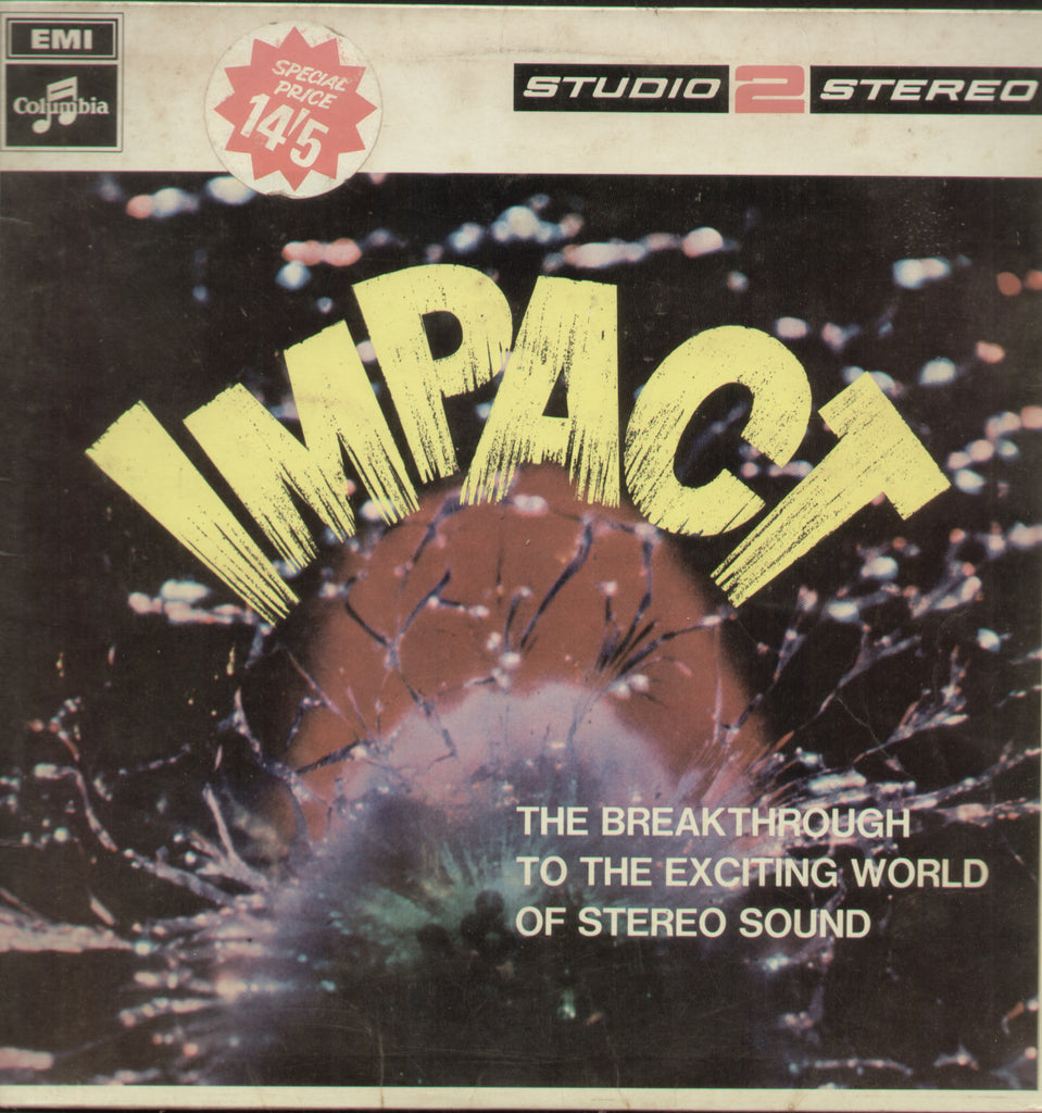 Impact The Breakthrough To The Exciting World Of Stereo Sound - English Bollywood Vinyl LP