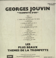 Georges Jouvin Trompette D Or - English Bollywood Vinyl LP