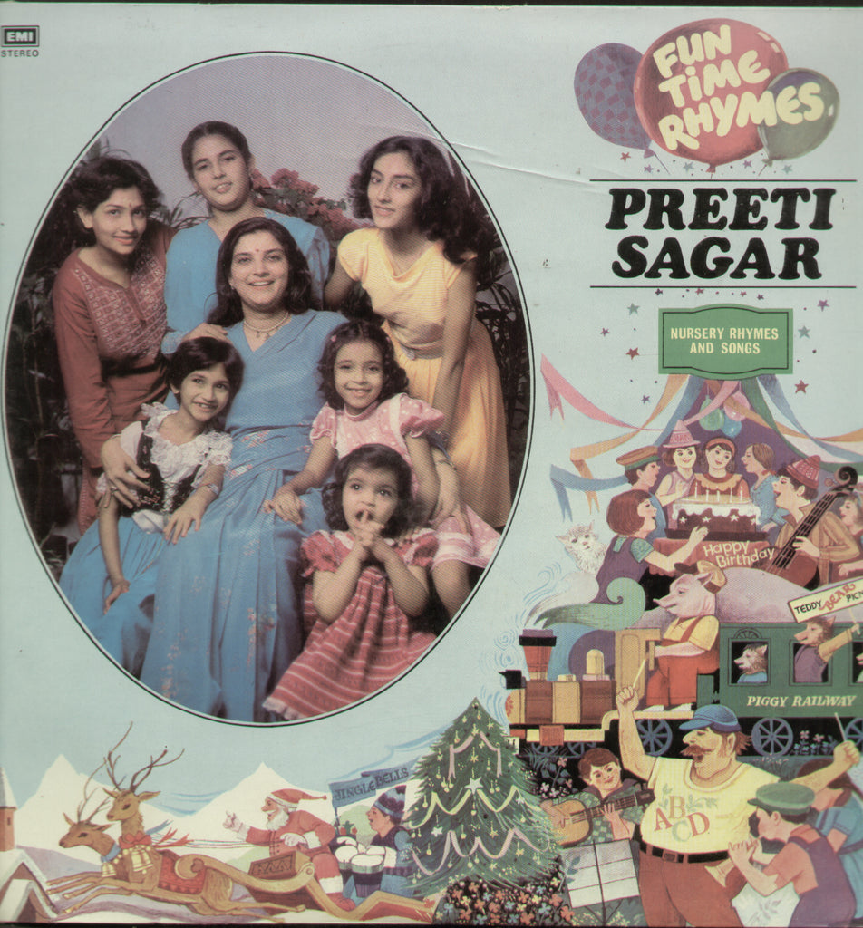 Preeti Sagar Compilations - Bollywood Vinyl LP