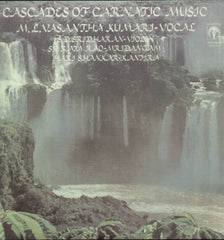 Cascades Of Carnatic Music - Classical Bollywod Vinyl LP