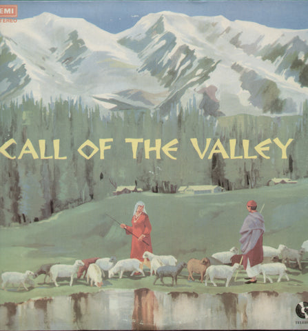 Call of the valley - Classical Bollywood Vinyl LP's