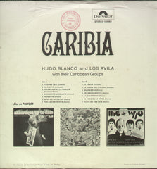 Caribia Hugo Blanco And Los Avila With Their Caribbean Groups - English Bollywood Vinyl LP