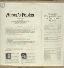 Aeson's Fables - English Bollywood Vinyl LP