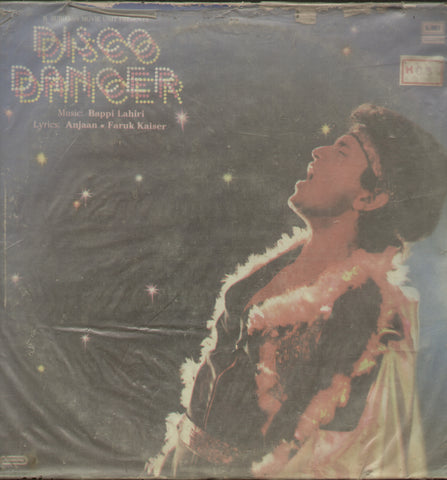 Disco Dancer - Compilations Bollywood Vinyl LP