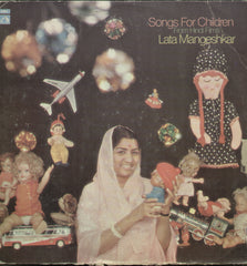 Songs for Children From Hindi Films - Hindi Bollywood Vinyl LP
