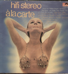 Hifi- Stereo Alacarte - English Bollywood Vinyl LP