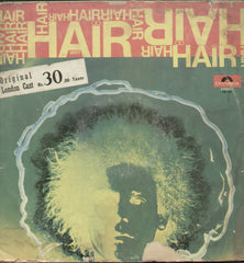 Hair - English Bollywood Vinyl LP