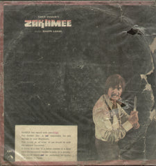 Zakhmee 1970 - Hindi Bollywood Vinyl LP