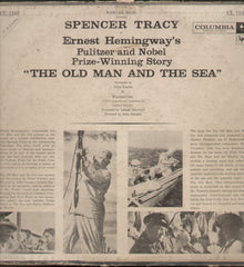 Spencer Tracy The Old Man and The Sea - English Bollywood Vinyl LP