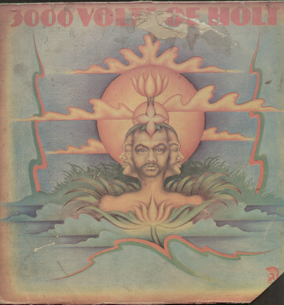 3000 Volts of Holt - English Bollywood Vinyl LP