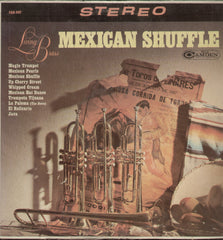 Living Brass Mexican Shuffle - English Bollywood Vinyl LP