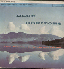 Blue Horizon - English Bollywood Vinyl LP