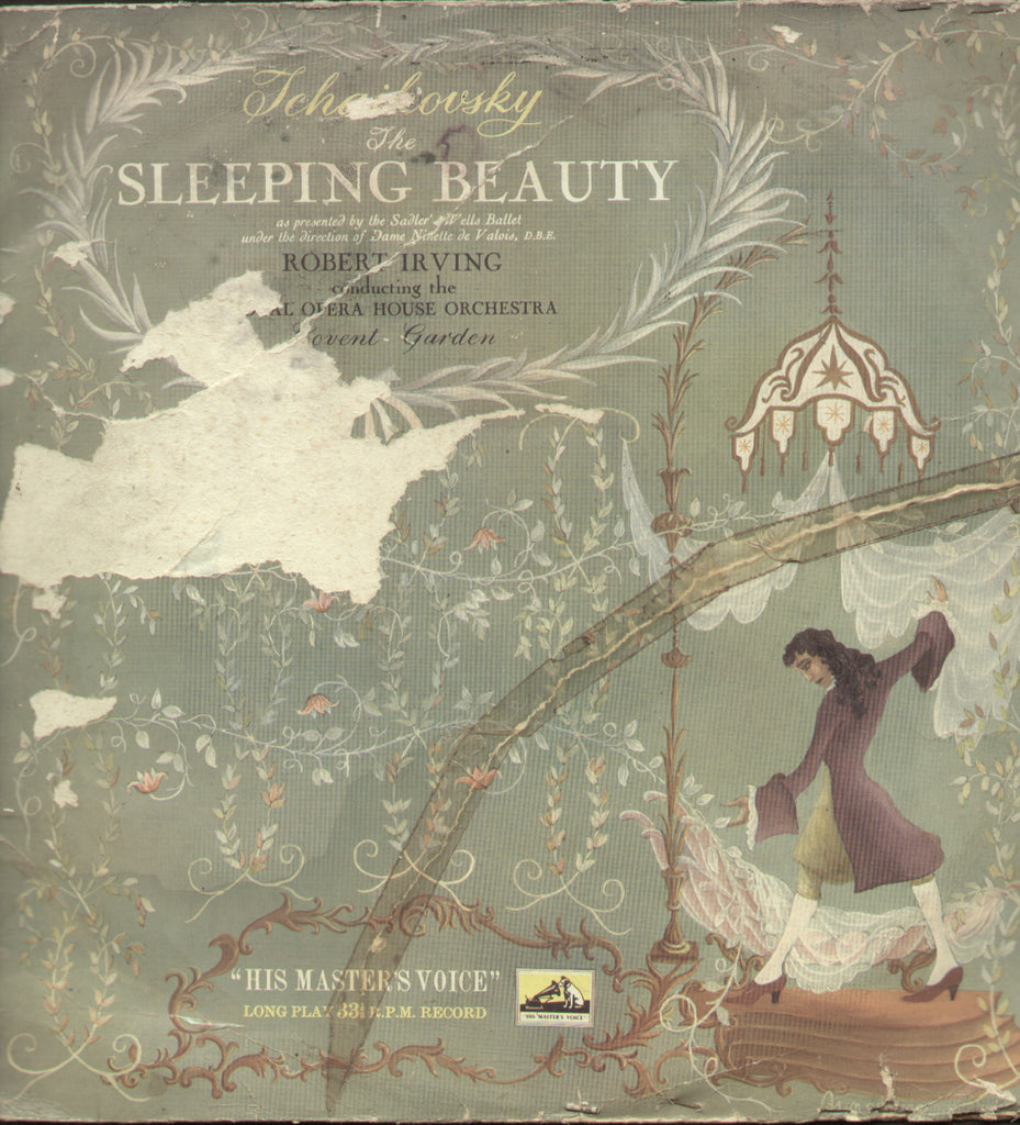The Sleeping Beauty Op. 66 - English Bollywood Vinyl LP