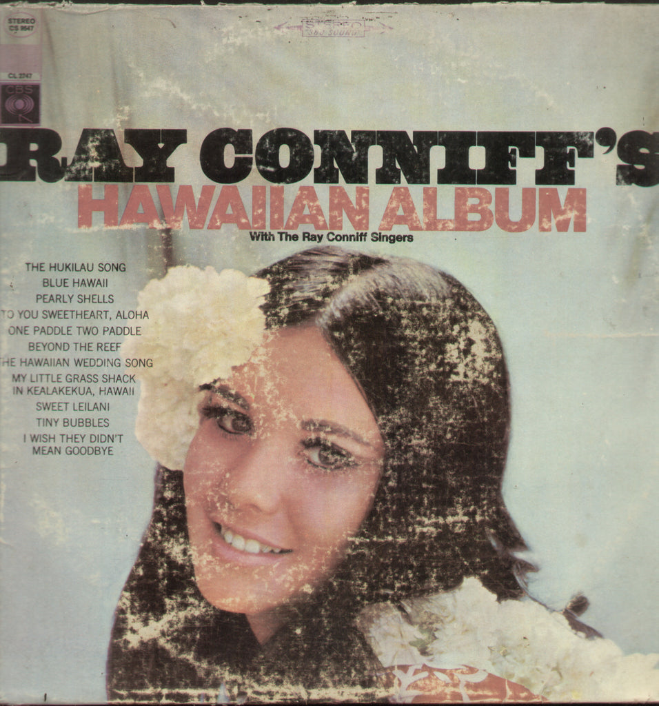 Ray Conniff's Hawaian Album - English Bollywood Vinyl LP