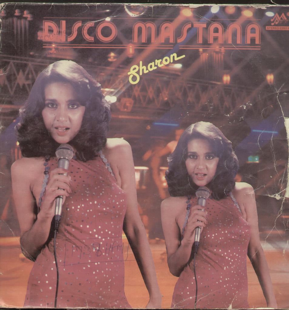 Disco Mastana - Hindi Bollywood Vinyl LP