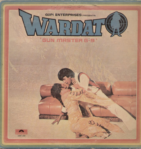 Waradat - Hindi Bollywood Vinyl LP