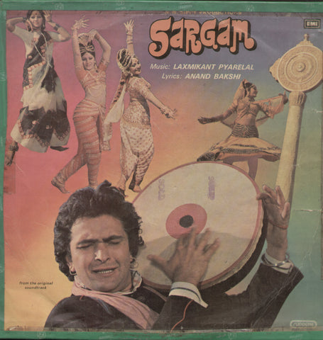 Sargam 1979 - Hindi Bollywood Vinyl LP