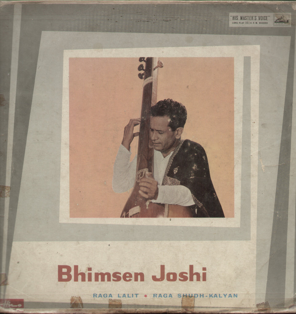 Bhimsen Joshi - Classical Bollywood Vinyl LP