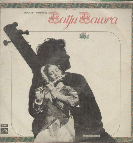 Baiju Bawra - Hindi Bollywood Vinyl LP