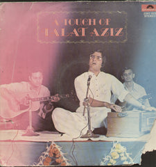 A Touch Of Talat Aziz - Compilation Bolywood Vinyl LP