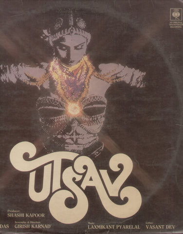 Ustav - Hindi Bollywood Vinyl LP