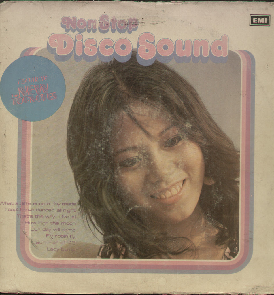 Non Stop Disco Sound - English Bollywood Vinyl LP