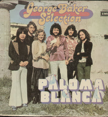 """PALOMA BLANCA"" George Baker Selection Warner Bros  - English  Bollywood Vinyl LP"