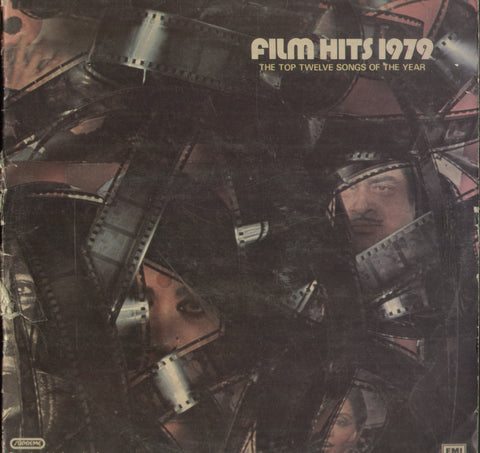 Film Hits 1979 - Hindi Bollywood Vinyl LP
