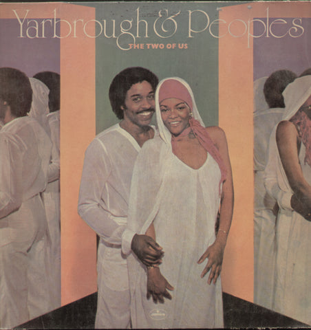 Yarbrought and Peoples The Two of Us - English Bollywood Vinyl LP