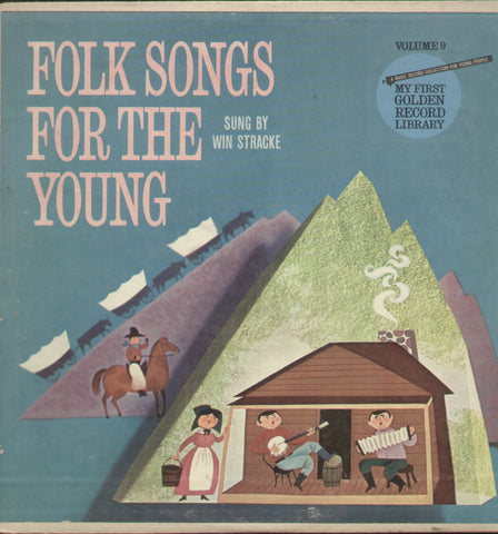 Folk Songs For the Young - Classical Bollywood Vinyl LP