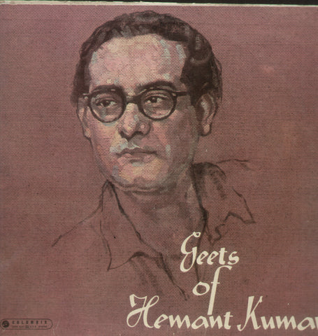 Geets Of Hemant Kumar - Compilations Bollywood Vinyl LP