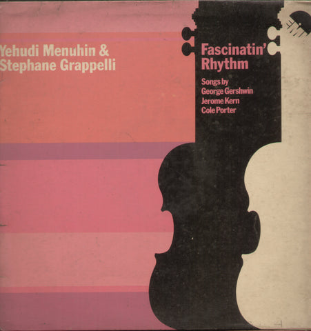 Yehudi Menuhin and Stephane Grappelli - Classical Bollywood Vinyl LP
