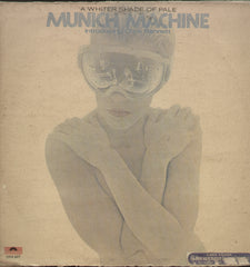 A Whiter Shade of Pale Munich Machine - English Bollywood Vinyl LP