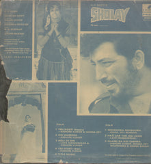 Sholay - Hindi Bollywood Vinyl LP