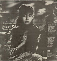 Basant Bahar - Hindi Bollywood Vinyl LP
