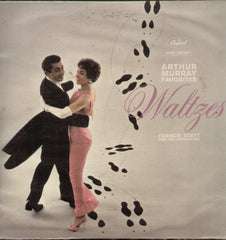 Arthur Murray Favorites Waltzes - English Bollywood Vinyl LP